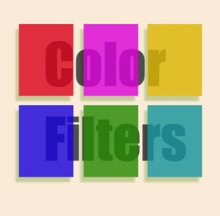 Color Filters Kit